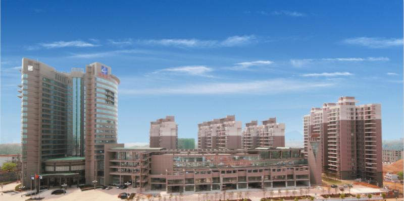 湖南建工新城